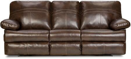 Simmons Upholstery 5098103MIRACLESADDLE Miracle Saddle Series  Sofa