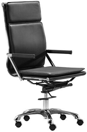 "Zuo 215231 18.5"" Modern Office Chair"