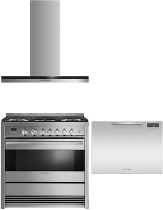 Fisher Paykel 718387 Kitchen Appliance Packages