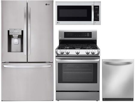 LG 728950 Kitchen Appliance Packages