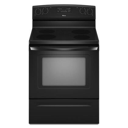 "Amana AER5823XAB 30"" Electric Freestanding Range |Appliances Connection"