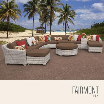 FAIRMONT 11c COCOA
