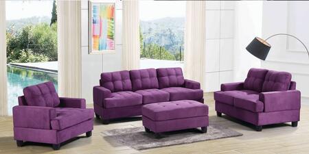 Glory Furniture G517ASET Living Room Sets