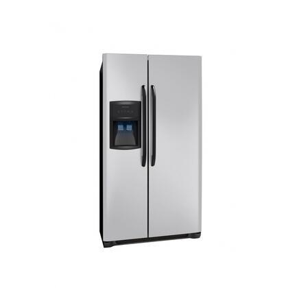 Frigidaire FFUS2613LM Freestanding Side by Side Refrigerator