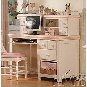Acme Furniture 00764 Crowley Series Desk  Desk