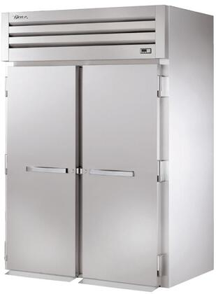 True STA2RRI Spec Series Two-Section Roll-In Refrigerator with 75 Cu. Ft. Capacity, Incandescent Lighting, 134A  Refrigerant, and Solid Swing-Doors