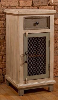 Hillsdale Furniture 5732884 LaRose Series Freestanding Wood 1 Drawers Cabinet