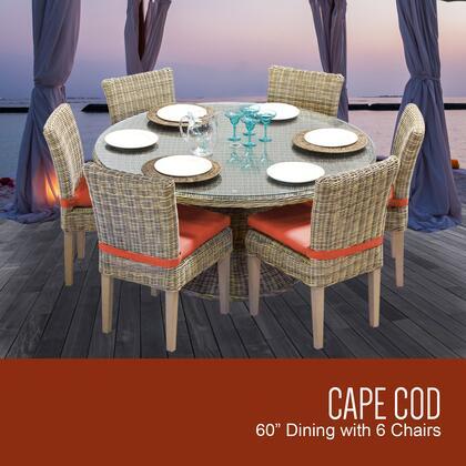 CAPECOD 60 KIT 6C TANGERINE