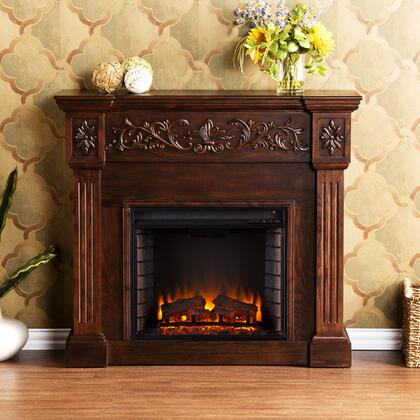 Holly & Martin FE927X Calvert Carved Electric Fireplace
