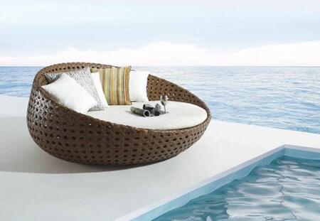 "TOV Furniture TOV282835 71""  Outdoor Bed"