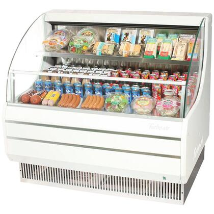 Turbo Air TOM50L  Freestanding Refrigerator