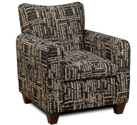 Chelsea Home Furniture 20138TB Armchair Fabric Wood Frame Accent Chair |Appliances Connection