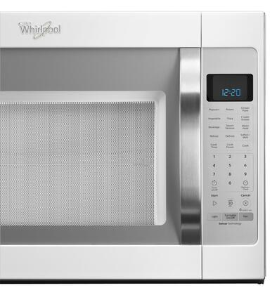 Whirlpool Front Control Panel