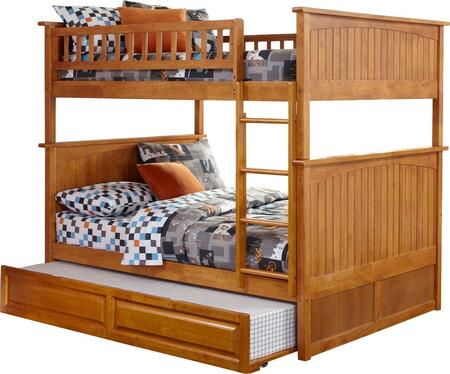 Atlantic Furniture AB59537  Full Size Bunk Bed