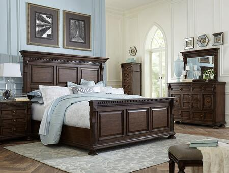 Broyhill 4912QPBNLCDMS Lyla Queen Bedroom Sets