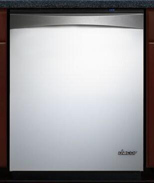 Dacor PD24TS Preference Series Built-In Fully Integrated Dishwasher with in Titanium Silver