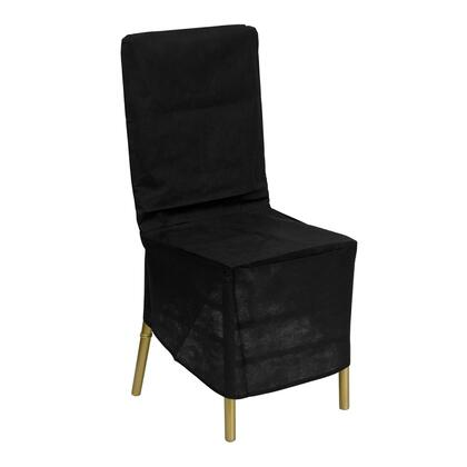 Picture of LE-COVER-GG Black Fabric Chiavari Chair Storage