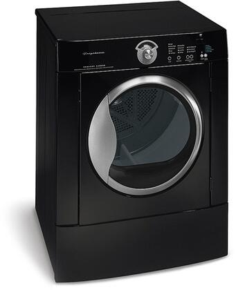 Frigidaire GLEQ2152EE Gallery Series Black Electric Dryer