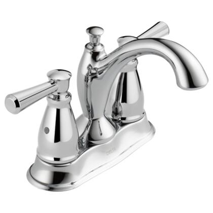 Linden  2593-MPU-DST Delta Linden: Two Handle Centerset Lavatory Faucet in Chrome