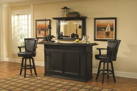 "American Heritage 713591I Ashford Series 74"" Home Bar,"