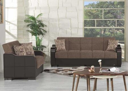 Casamode UCSBLSBNF Living Room Sets