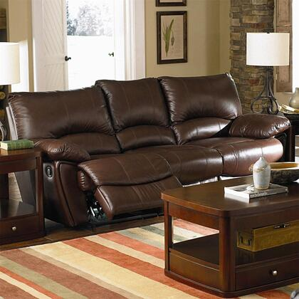 Coaster 600281 Clifford Series Reclining Leather Match Sofa