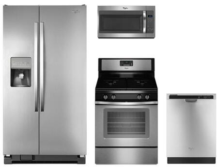 Whirlpool 767502 Kitchen Appliance Packages