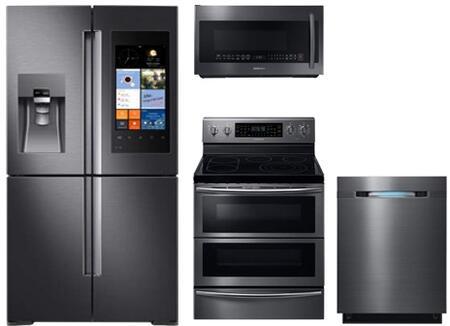 Samsung Appliance 742066 Black Stainless Steel Kitchen Appli