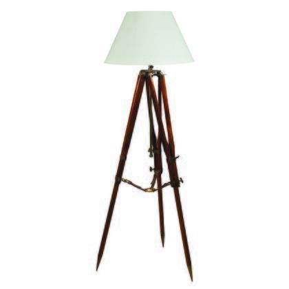 Authentic Models SL019X Tripod Lamp