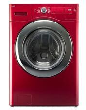 Asko TL751XXLRR  Electric Dryer, in Red