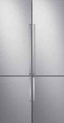 Dacor RAT42AMAASR Modernist Silver Stainless Steel 4 Door Kit
