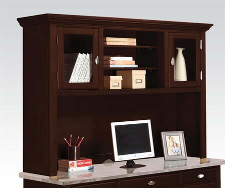 Acme Furniture 92013 Britney Series Desk with 3 Shelves