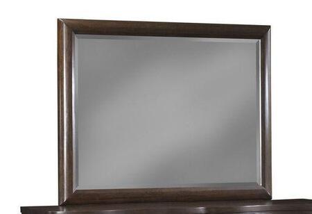 Klaussner 975660 Serenade Series Rectangular Landscape Dresser Mirror