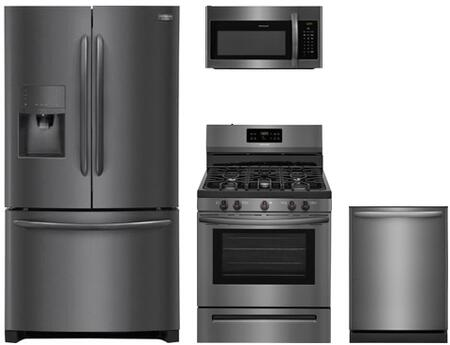 Frigidaire 811505 Gallery Kitchen Appliance Packages