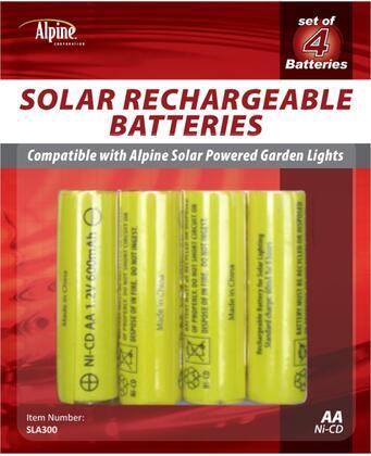 Alpine SLA300 Actual Battery Pack