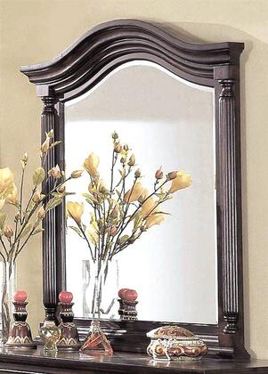 Yuan Tai ED6656M Edinburgh Series Arched Portrait Dresser Mirror