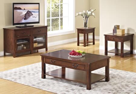 New Classic Home Furnishings 30706CEEC1 Corsica Living Room