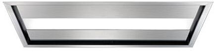 "Futuro Futuro ISxSKYLIGHT x"" Skylight Series Range Hood with 940 CFM, 4-Speed Electronic Controls, Delayed Shut-Off, Filter Cleaning Reminder, and in Stainless Steel"
