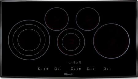 "Electrolux EI36EC45KB 36"" Electric Cooktop"
