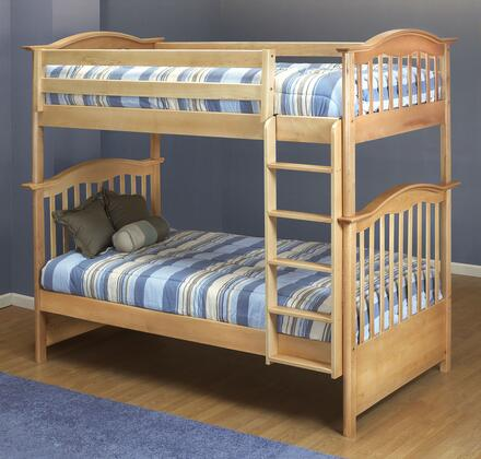 Orbelle BB480N  Twin Size Bunk Bed