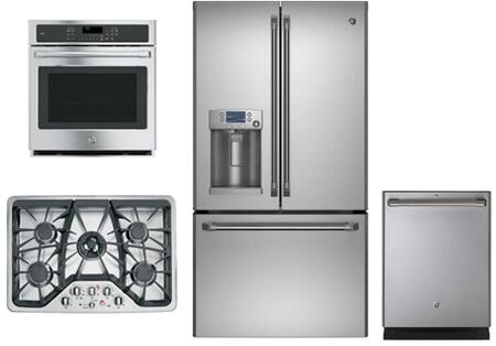 GE Cafe 736834 Kitchen Appliance Packages