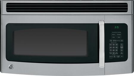 GE JVM3150RFSS 1.5 cu. ft. Capacity Over the Range Microwave Oven |Appliances Connection