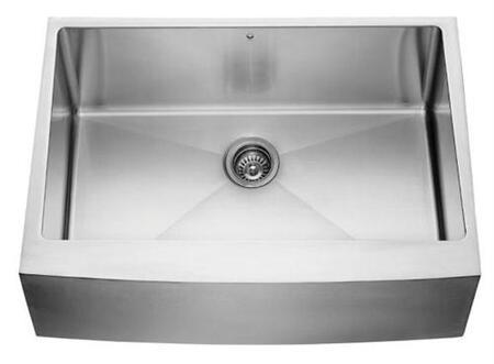 Vigo VGR3020C Stainless Steel Kitchen Sink