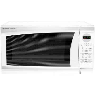 Sharp R520LWT Countertop Microwave