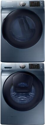 Samsung 691527 Washer and Dryer Combos