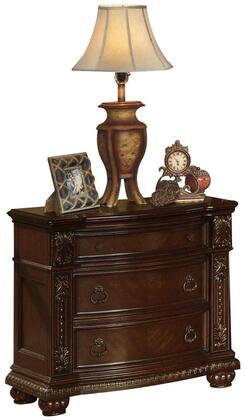 Acme Furniture 10313 Anondale Series Rectangular Wood Night Stand