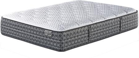 """Sierra Sleep Mt Rogers Limited Firm M903 13.5"""" Thick Mattress with Ultra Loft Comforma Fiber, Vertical Handles and Blended Cotton Fiber in White"""