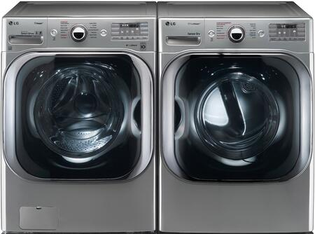 LG 706017 Washer and Dryer Combos