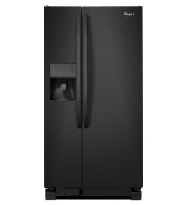 Whirlpool Wrs322fdat 33 Inch Side By Side Refrigerator In