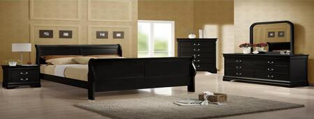 Accent HC878501CKBED King Beds